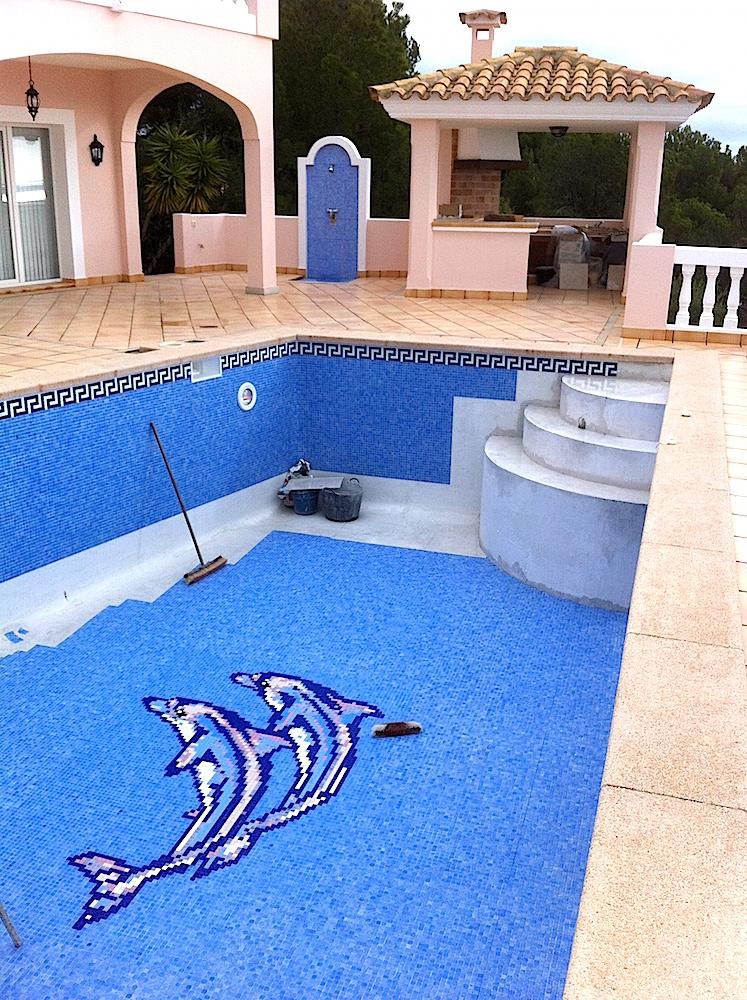 Construcci n de piscinas mallorca bauunternehmen bau - Construccion piscinas mallorca ...