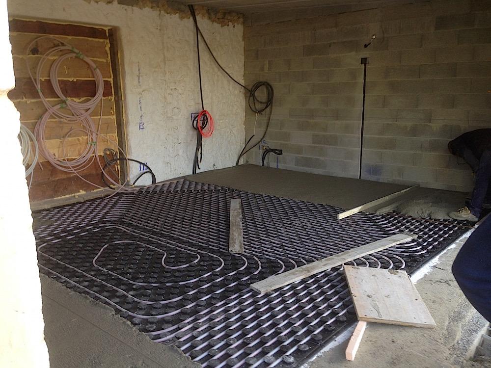 Fußbodenheizung Dämmung ~ Fussbodenheizung dämmung mallorca mallorca bauunternehmen bau