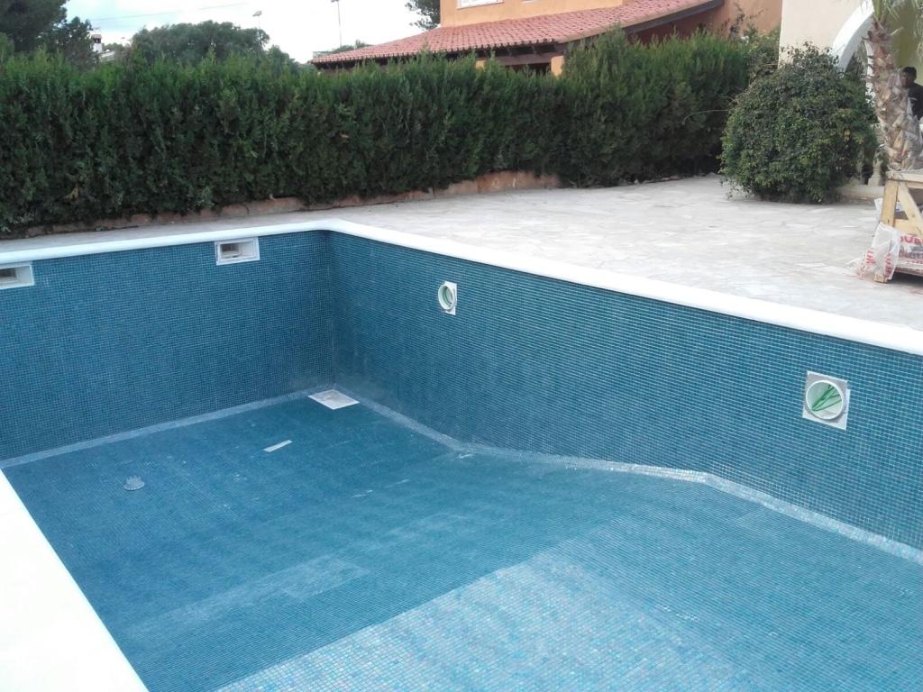 Poolsanierung In Cala Pi Mallorca Bauunternehmen Bau Firma